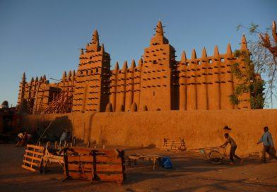 Around the World Workshop for Kids – Mali – 6th Feb