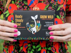 Grow Wild Seed Kit