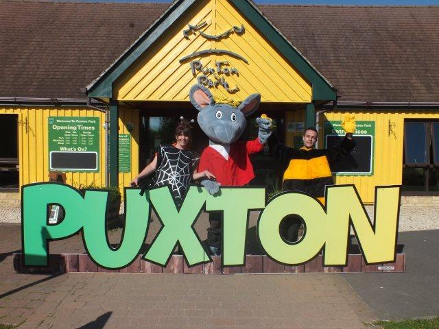 Puxton staff prepare for nature festival