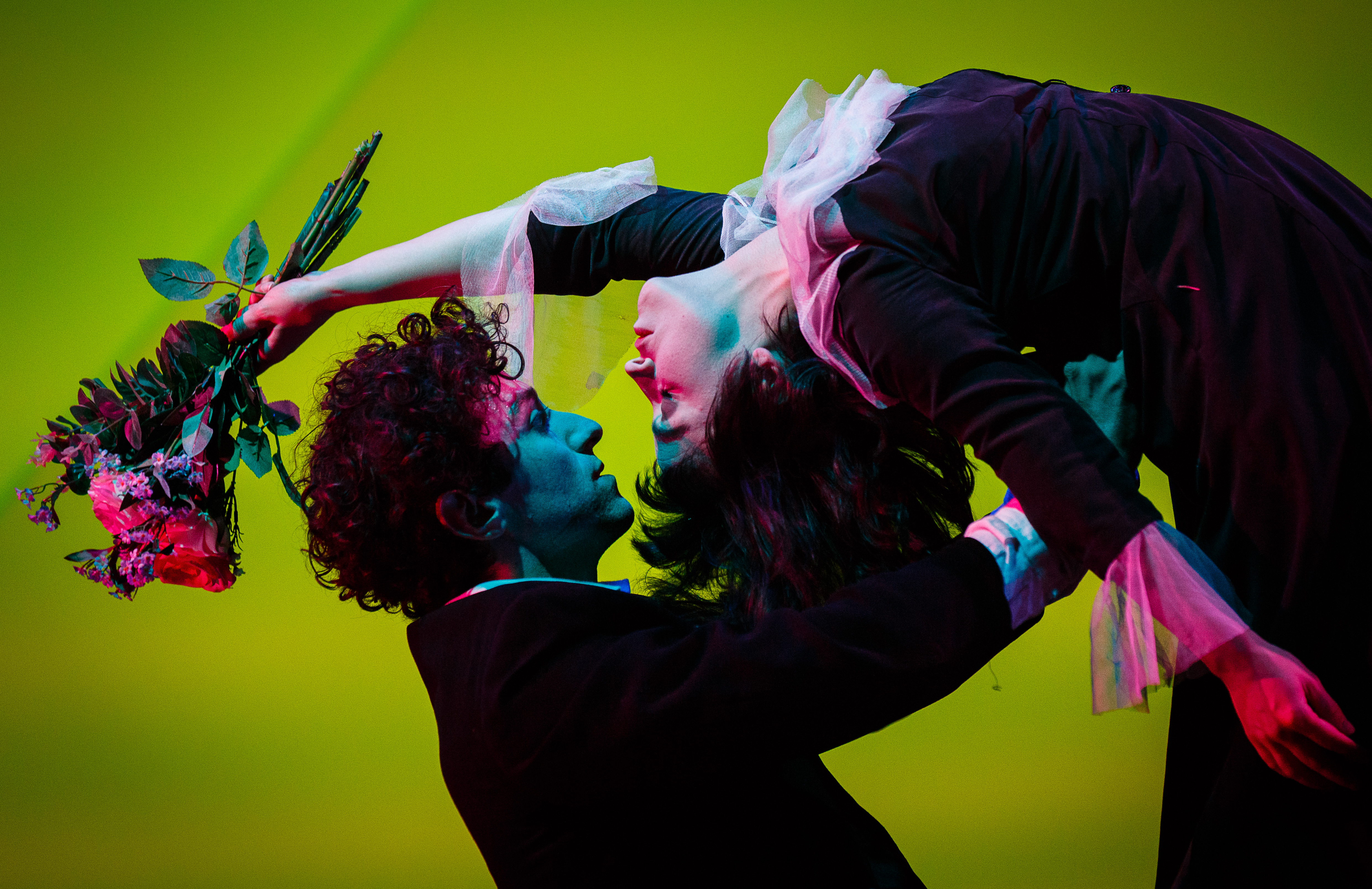 The Flying Lovers of Vitebsk at Bristol Old Vic