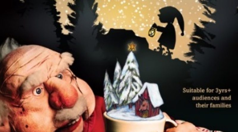 Christmas Tales with Granddad at Tropicana Theatre