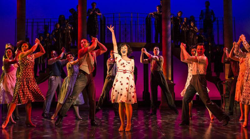 Evita at The Bristol Hippodrome