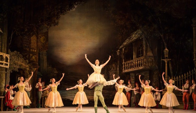 Coppélia at Bristol Hippodrome
