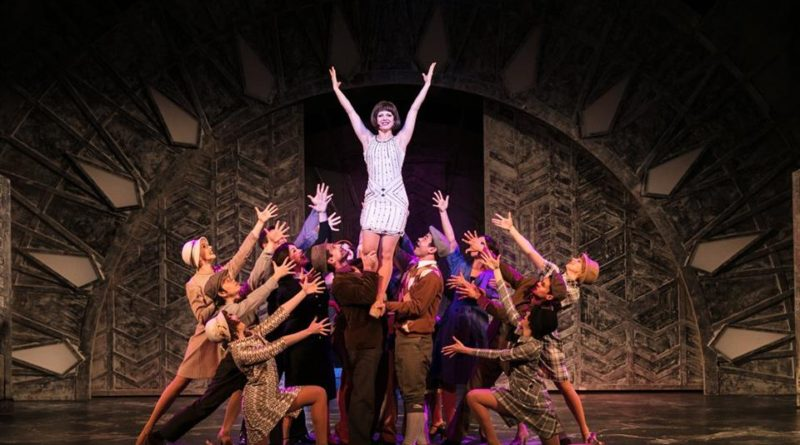 Thoroughly Modern Millie at Bristol Hippodrome