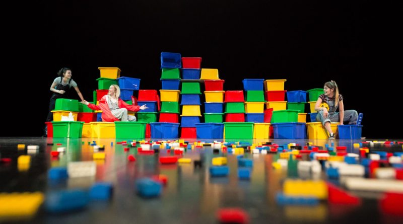 Lego Beach at 1532 Performing Arts Centre