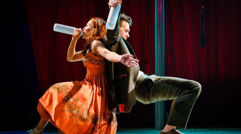 Tristan and Yseult at Bristol Old Vic