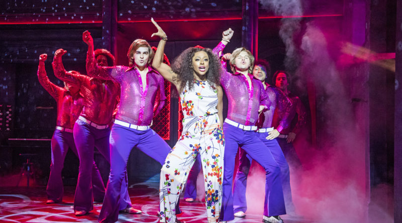 Bristol Hippodrome theatre review: Sister Act