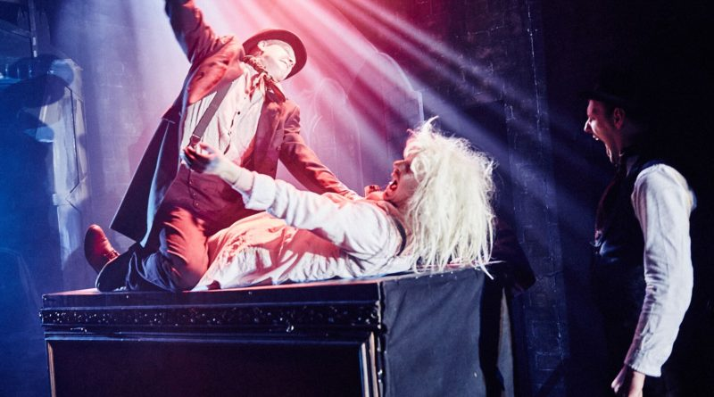 Dracula – The Bloody Truth at the Redgrave Theatre