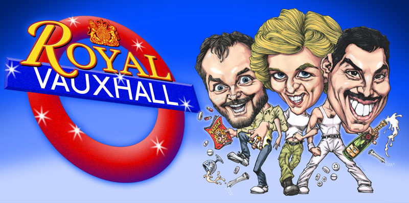 Royal Vauxhall at the Wardrobe Theatre