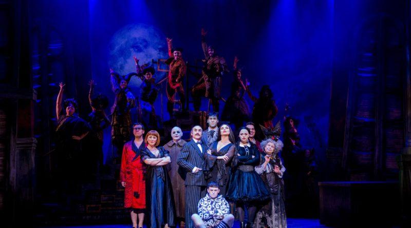 The Addams Family at Bristol Hippodrome