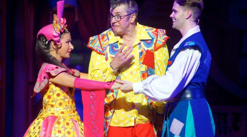 Aladdin at Bristol Hippodrome