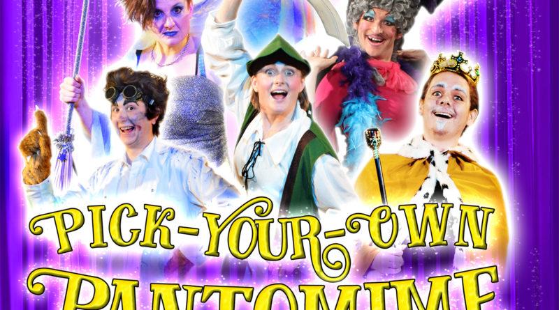 Pick Your Own Panto at Bristol Improv Theatre