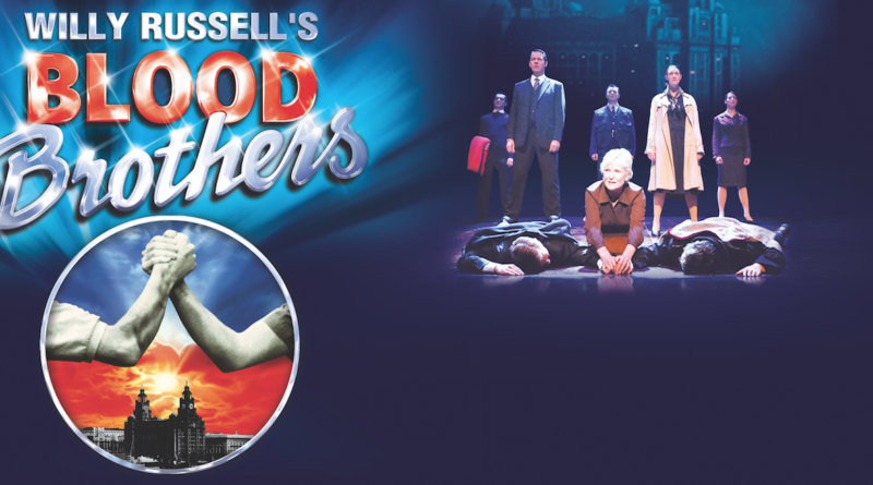 Blood Brothers at the Playhouse, Weston