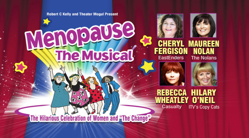 Menopause: The Musical at The Playhouse, Weston