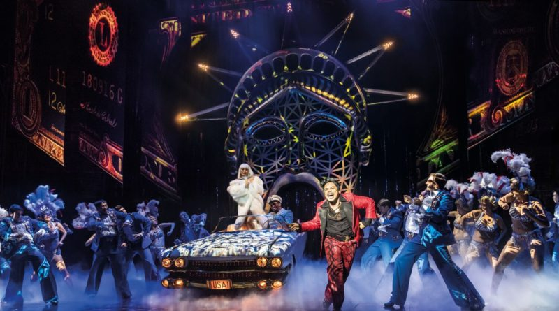 Miss Saigon at Bristol Hippodrome