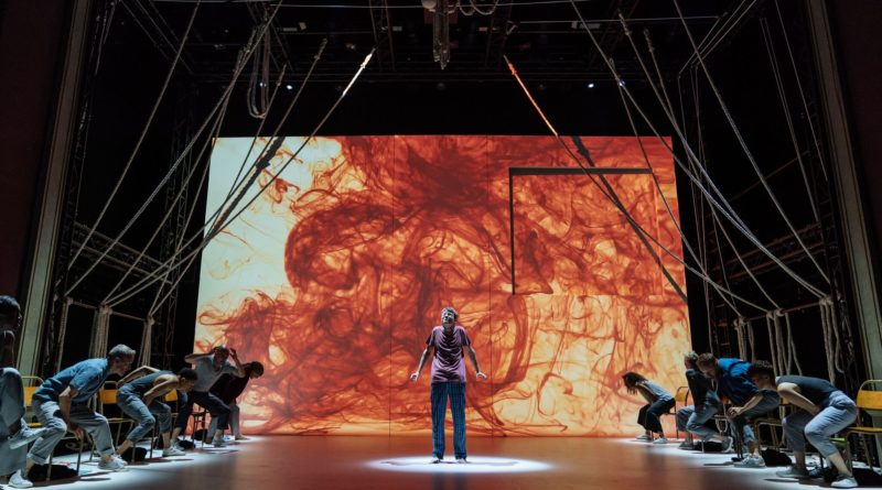 A Monster Calls at Bristol Old Vic