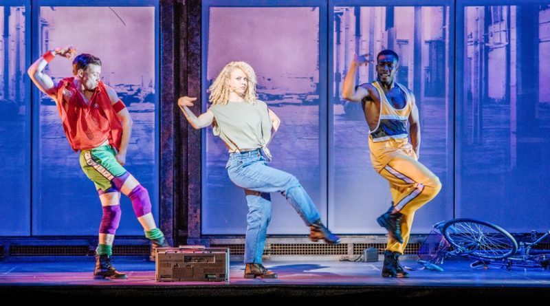 Flashdance at Bristol Hippodrome
