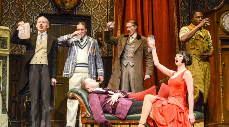 Bristol Hippodrome theatre review: The Play That Goes Wrong