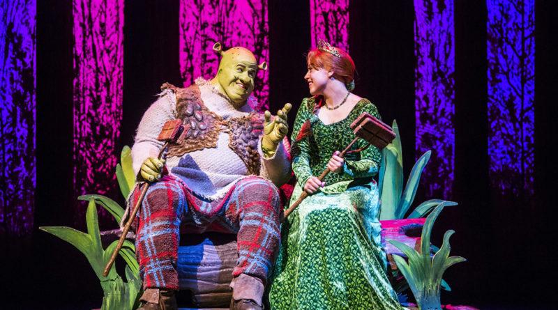 Bristol Hippodrome theatre review: Shrek the Musical