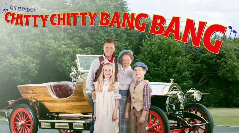 Chitty Chitty Bang Bang at Bristol Hippodrome