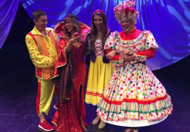 Launch of Snow White and The Seven Dwarves at The Playhouse, Weston