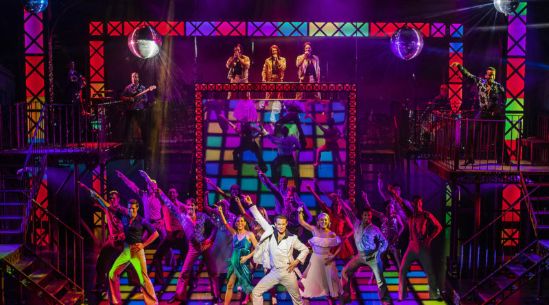 Saturday Night Fever at the Bristol Hippodrome