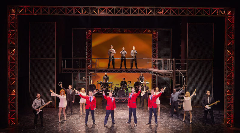 Jersey Boys at The Bristol Hippodrome