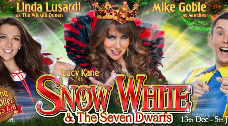 Snow White and the Seven Dwarfs at Weston Playhouse