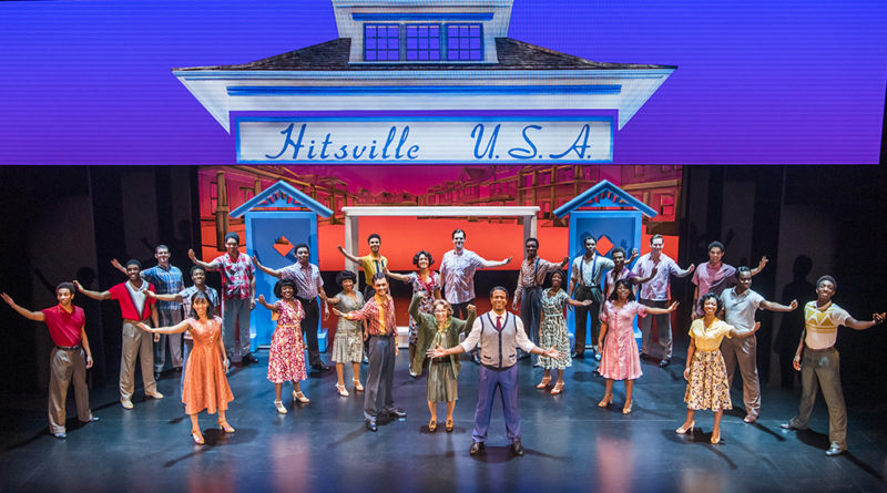 Bristol Hippodrome theatre review: Motown the Musical