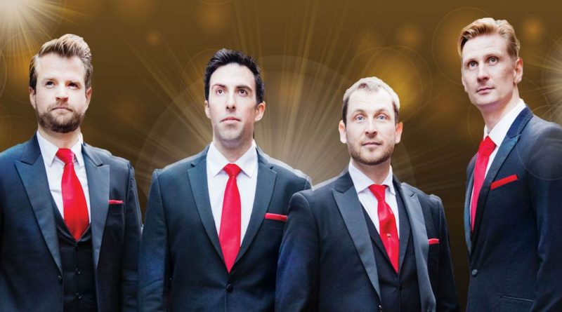 Opera Boys at Playhouse, Weston