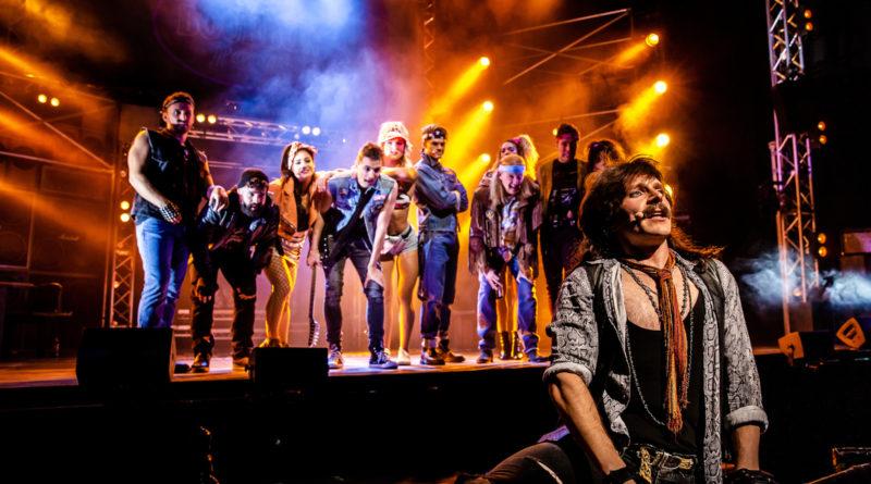 Bristol Hippodrome theatre review: Rock of Ages