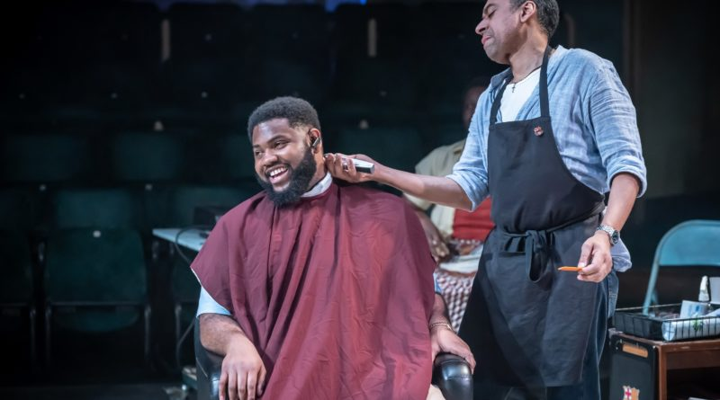 Bristol Old Vic theatre review: Barber Shop Chronicles