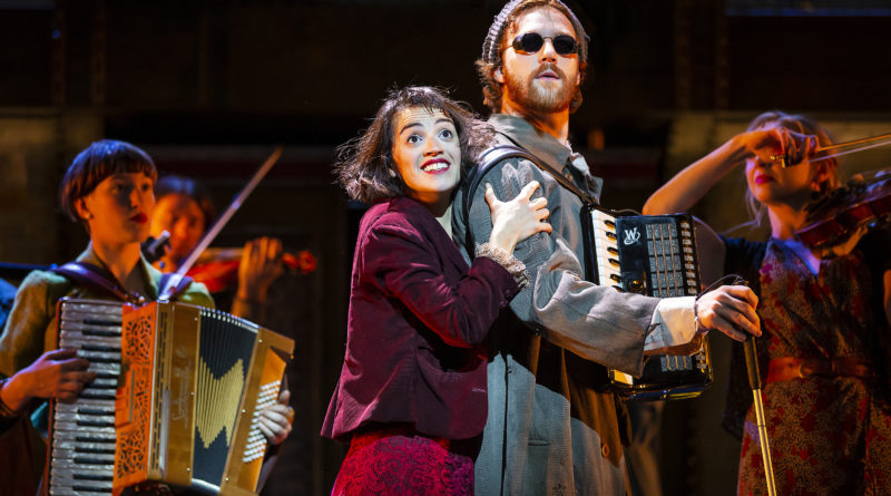 Amelie the Musical at Bristol Old Vic