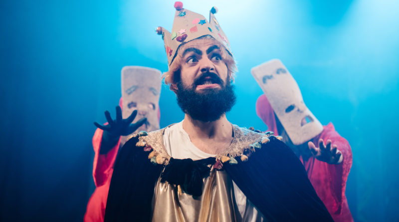 Oedipuss in Boots at The Wardrobe Theatre