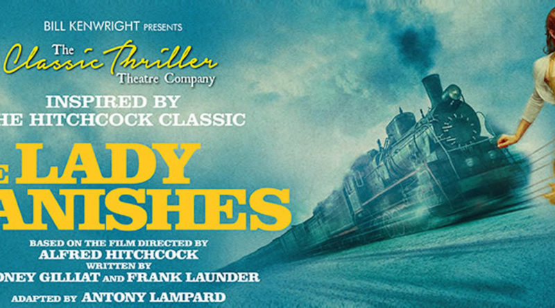 The Lady Vanishes at the Playhouse, Weston