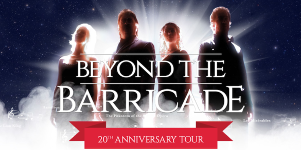 Beyond the Barricades: 20th Anniversary Tour at The Playhouse, Weston