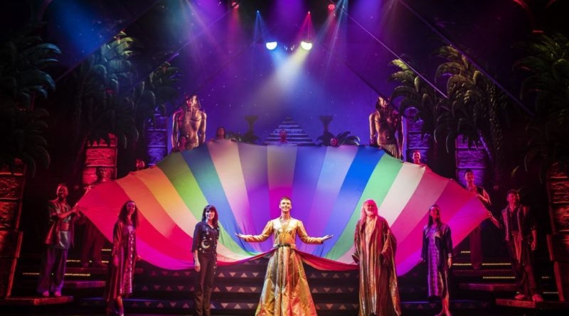 Joseph and the Amazing Technicolour Dreamcoat at The Playhouse, Weston