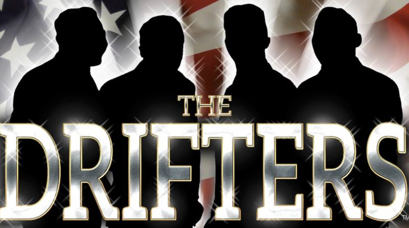 The Drifters at The Playhouse, Weston