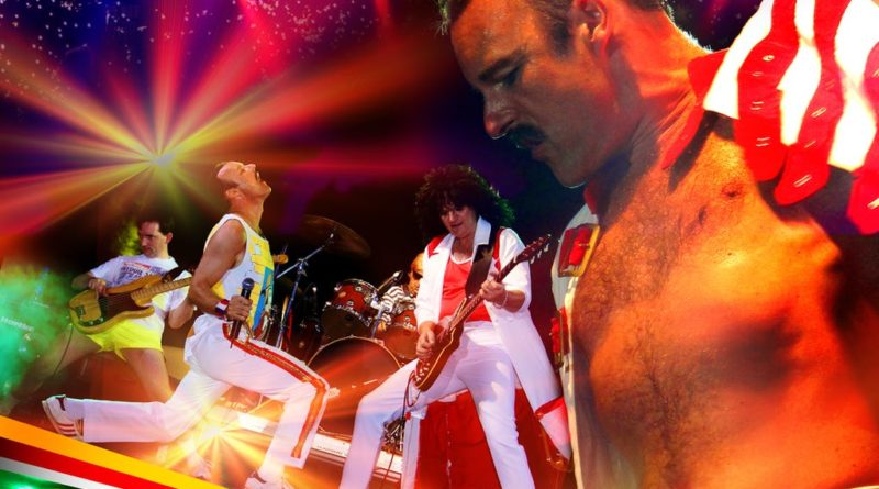 The Best of Queen at The Playhouse, Weston