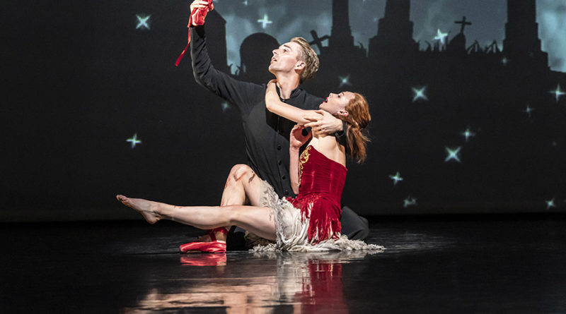 Matthew Bourne's The Red Shoes at the Bristol Hippodrome