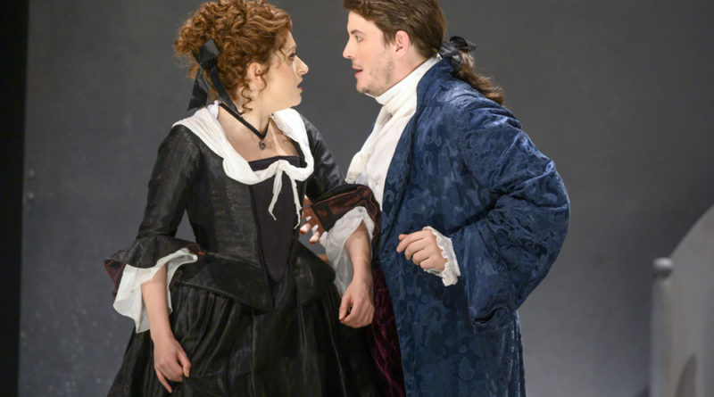 WNO's The Marriage of Figaro at the Bristol Hippodrome