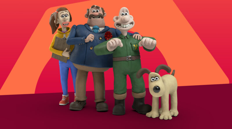 Wallace & Gromit: The Big Fix Up