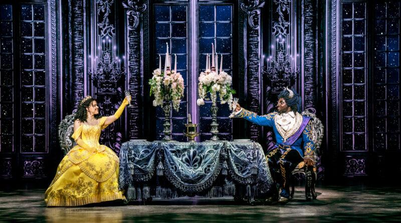 Disney's Beauty and the Beast at Bristol Hippodrome